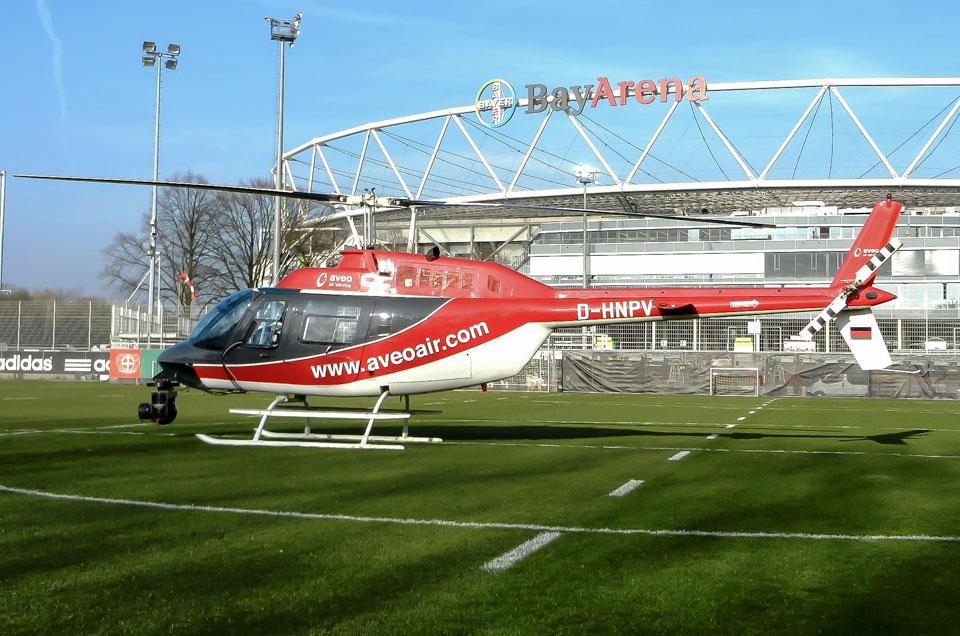 Cineflex Helikopter